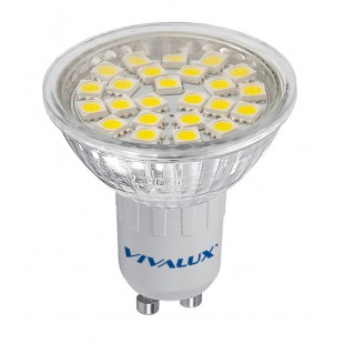 Led Λάμπα Spotlight GU10 PROFILED 3,5W Vivalux