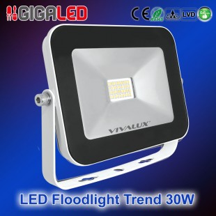 LED Floodlight Slim TREND 30W W