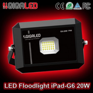 LED Floodlight Super Slim 20W iPad -G6