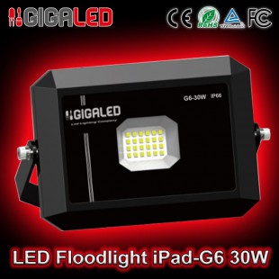 LED Floodlight Super Slim 30W iPad -G6