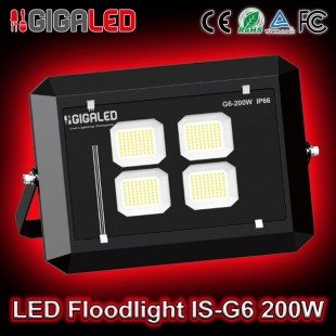 LED Floodlight Super Slim 200W iPad -G6