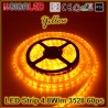Led Ταινία 4.8W Strip-SMD3528 60 Leds Yellow IP20