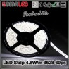 Led Ταινία 4.8W Strip-SMD3528 60 Leds IP65