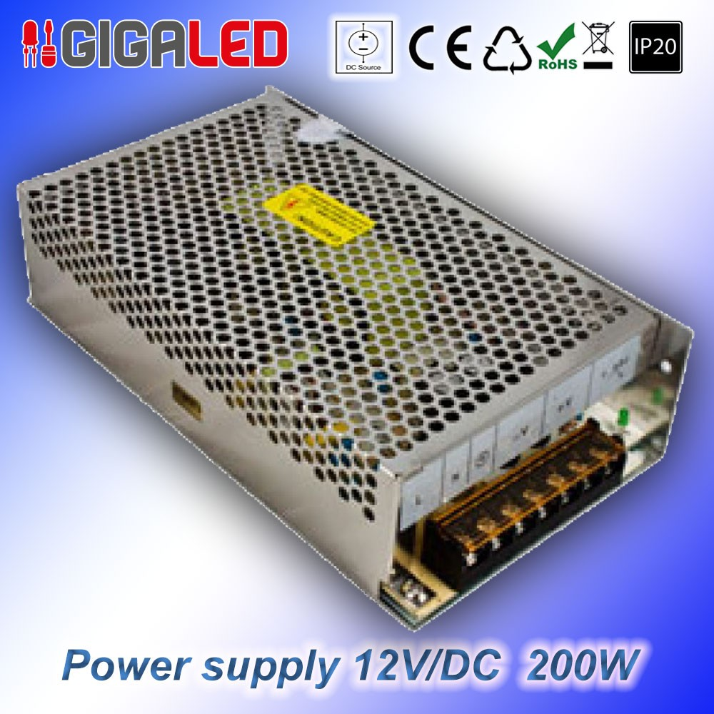 Stabilized Power Supply 12v Dc 200w Gigaled Atx Circuit