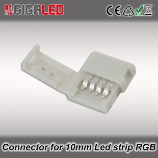 Connector 10mm for RGB Led Strips