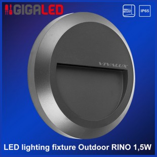 Led lighting fixture outdoor IP65 1.5W Vivalux