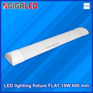 LED LINEAR LIGHTING FLAT 18W