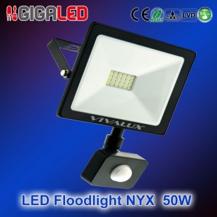 LED floodlight NYX 50W + SENSOR