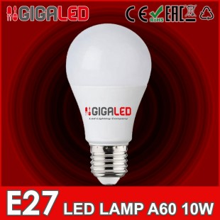 LED Lamp 10W E27 A60 GL