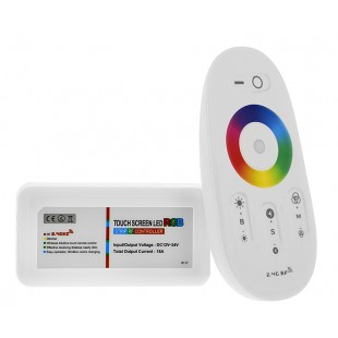 WIRELESS RGB CONTROLLER & DIMMER AFS