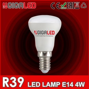 LED Lamp 4W E14 / R39 GL