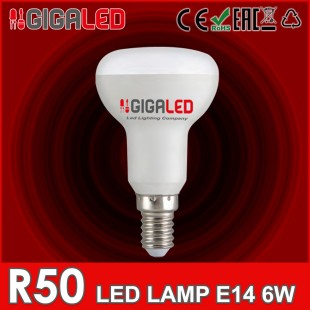 LED Lamp 6W E14 / R50 GL