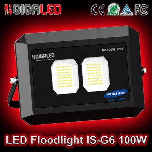 LED Floodlight SMD Super Slim 100W Samsung chip