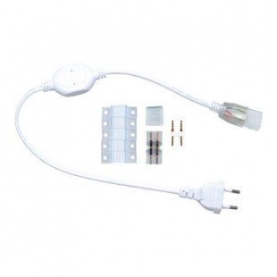 Power Cord With Plugs for Led Strip 5050 220V