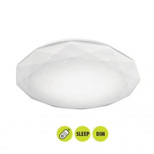 LED ceiling lamp ATHENA 36W with color changing and dimmable IP20 VIVALUX