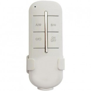 Wireless Lighting Remote Control ON / OFF 230V with 2 lighting channels-controller