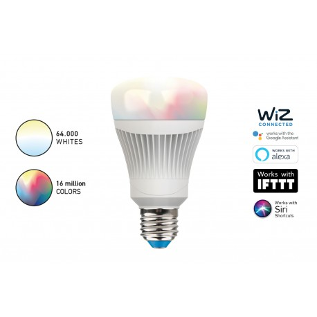 LED Λάμπα E27 11.5W Smart Wifi RGB WIZ Dimmable