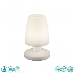 LED Rechargeable Table Lamp Dora IP44