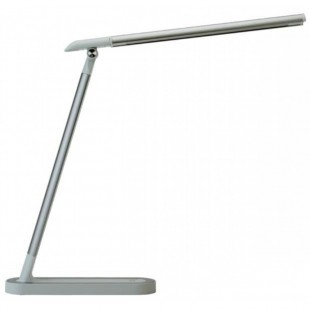 LED Table Light Silver 7.5Watt Dimmable Touch Switch