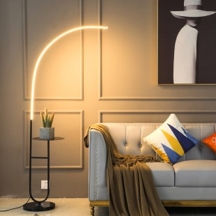 LED Floor Lamp CHICAGO 13Watt Dimmable 3 Color