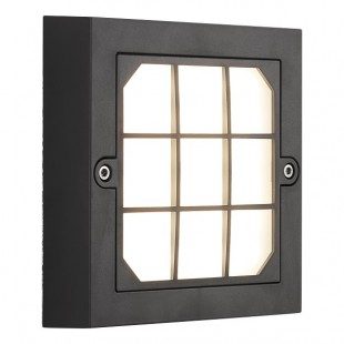 Led lighting fixture outdoor Square IP65 6W