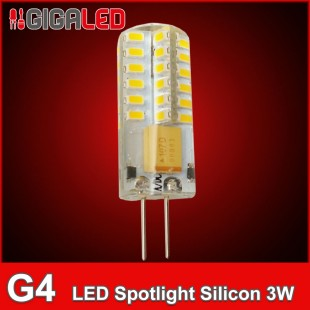 LED Spotlight G4 Silicone 3W